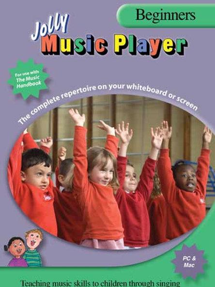 Jolly Music Player - Beginners (DVD)