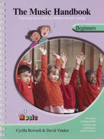 The Music Handbook - Beginners (with CD)/ミュージックハンドブックービギナー(CD付)