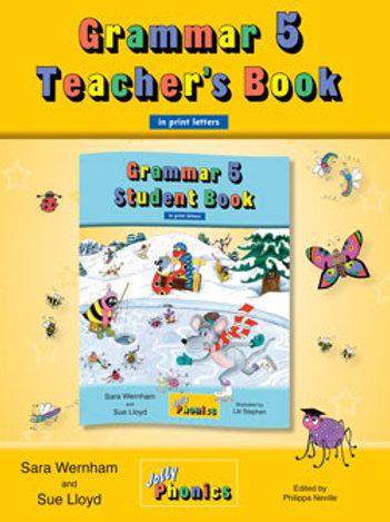 Grammar 5 Teacher's Book (in print )/グラマー5ティーチャーズブック( in print)