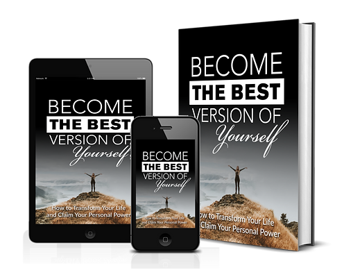 Become The Best Version of Yourself 3d C