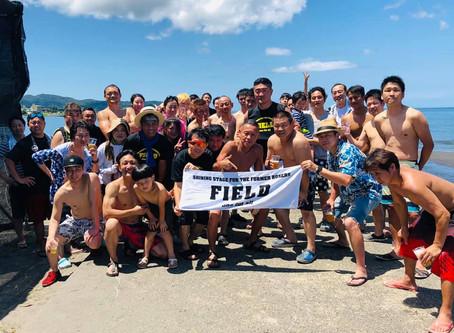 第2回 FIELD BBQ&ジェット IN 館山