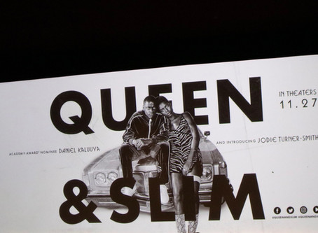 """Queen & Slim"" bends our world"