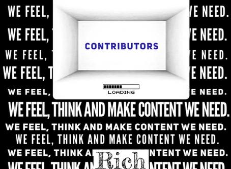 Rich Mag Contributors