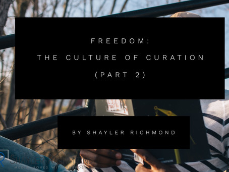 Freedom: The Culture of Curation