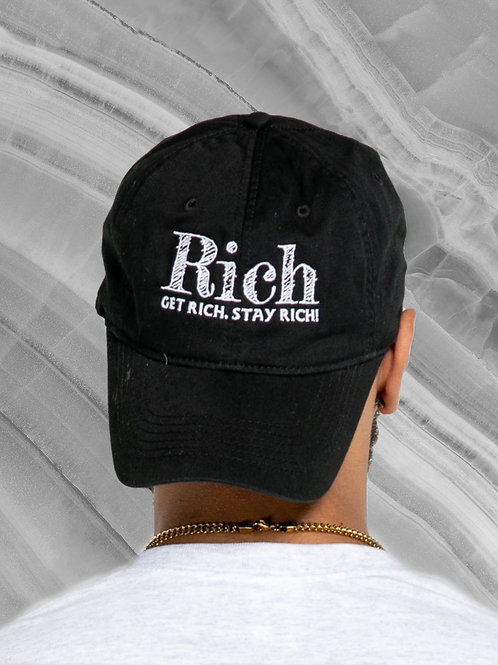 "Get Rich ""Dad Hat"""