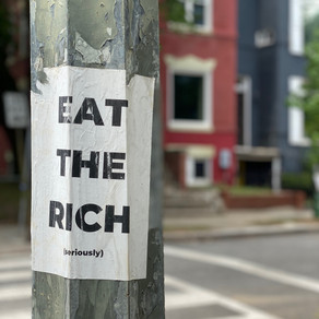 We're eating the rich — giving 'Rich' fresh purpose