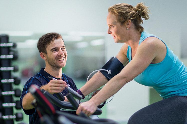 Exercise Physiology Treatment 1 on 1