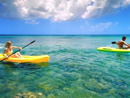旅游内容预告——新西兰之水上+水下