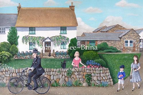 Little Trenoweth by Samantha Lee-Brina