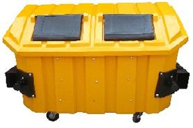 contenedores para Basura