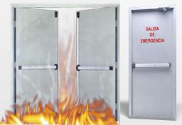 Puerta Contra Fuego