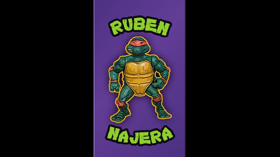 "Pre-order Ruben Najera ""Action Figure"" Pro Model sizes 7.75"" - 8.5"""