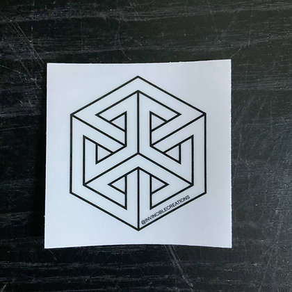 Inverted Cube