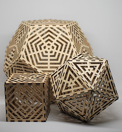 Platonic Solids Collection