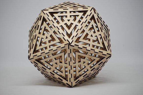 Icosahedron pack