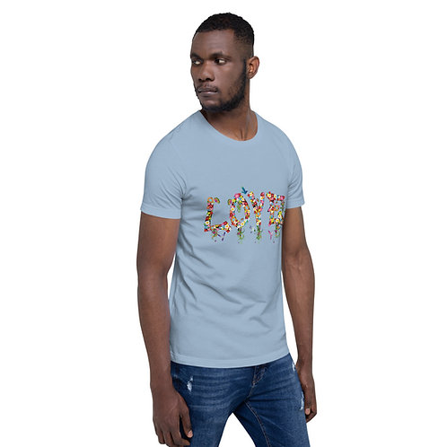 Love Collection Short-Sleeve Unisex T-Shirt