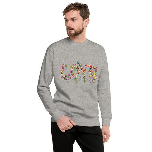 Love Collection Unisex Fleece Pullover