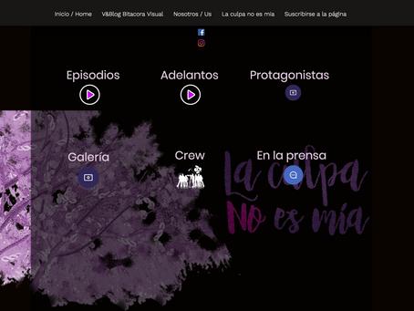 Maratón de #LaCulpaNoEsMia