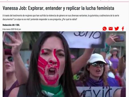 Nota en Aristegui Noticias