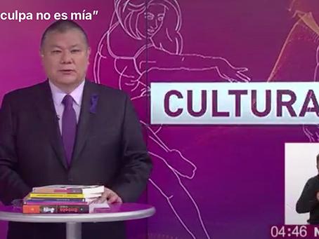 Miguel de laCruz, de Canal Once recomienda la serie #LaCulpaNoEsMia
