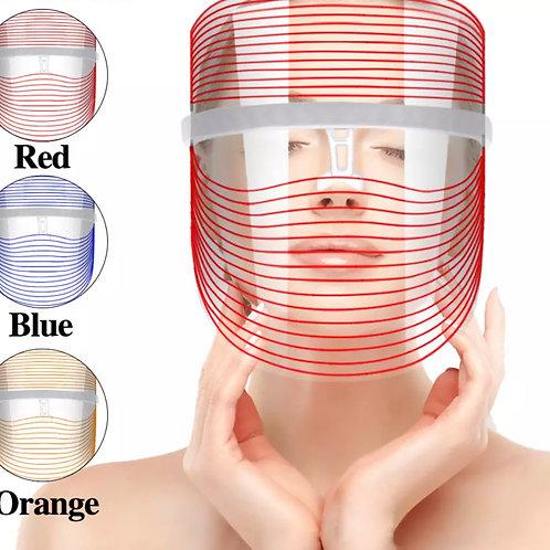 Tricolor Spectroscopy Mask