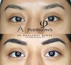 Phibrow Microblading