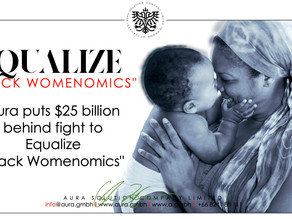 "Equalize ""Black Womenomics"" : Aura Solution Company Limited"