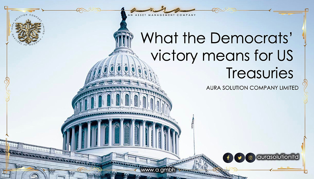 What the Democrats' victory means for US Treasuries : Aura Solution Company Limited