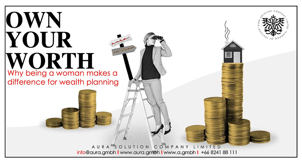 Parity, Power and Purpose : Women's Wealth  : Aura Solution Company Limited