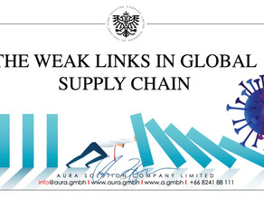The Weak links in global supply chain : Aura Solution Company Limited