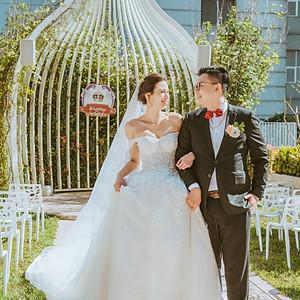韋吟 婚禮 林酒店