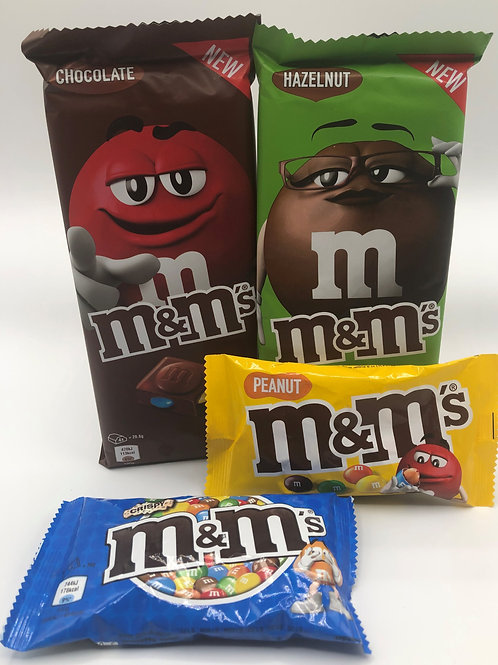 M&M Temptations
