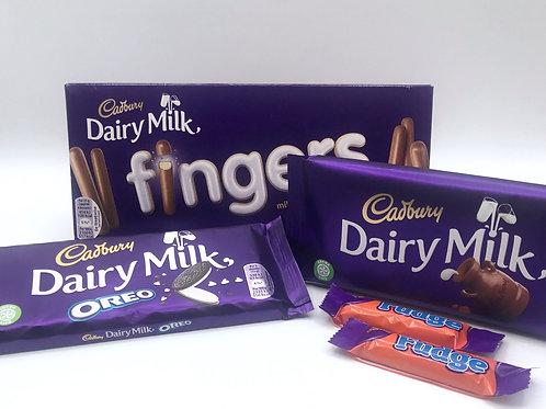 Cadbury Temptations