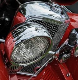 Red SS Headlamp