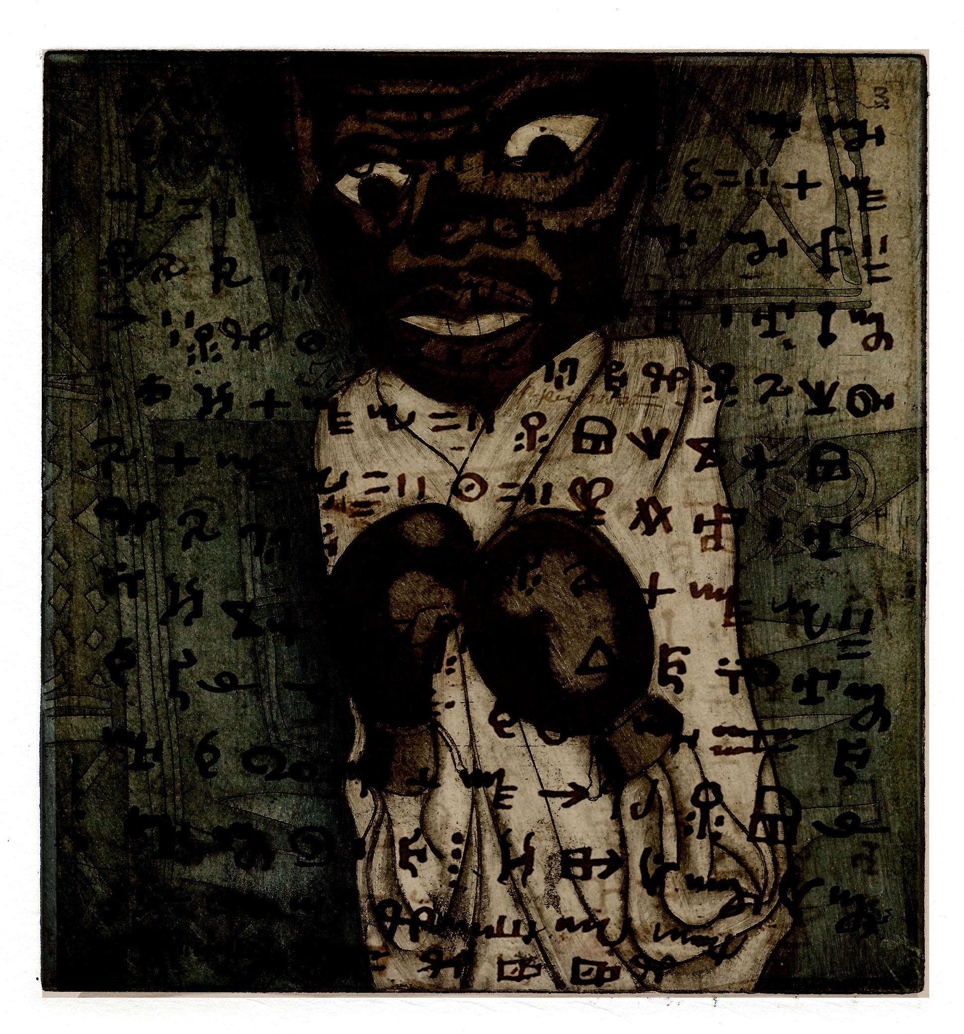 Black Lives and Vai script
