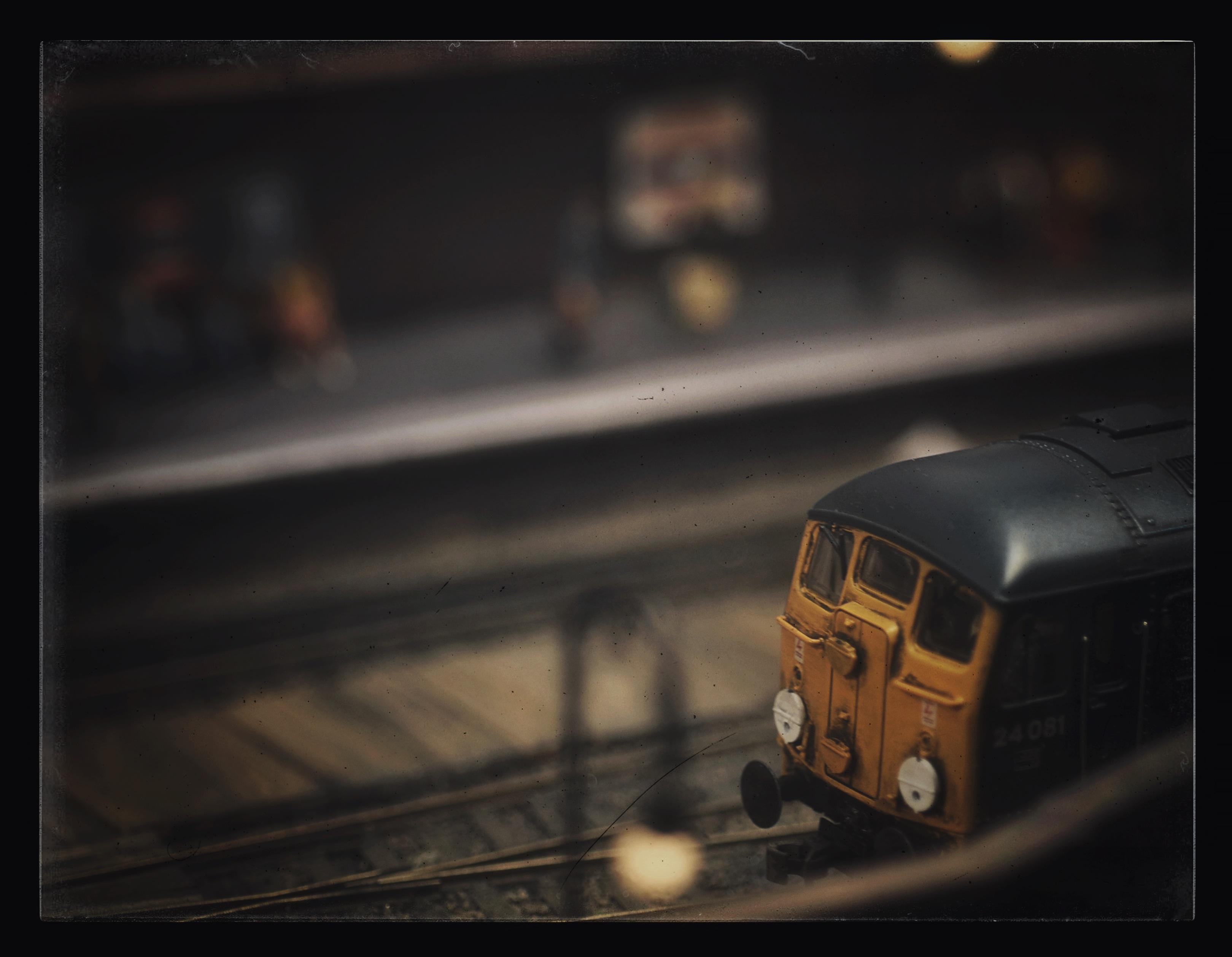 Yellow Engine