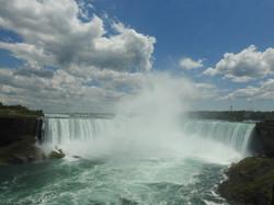 Niagara Fall, Canadian side.