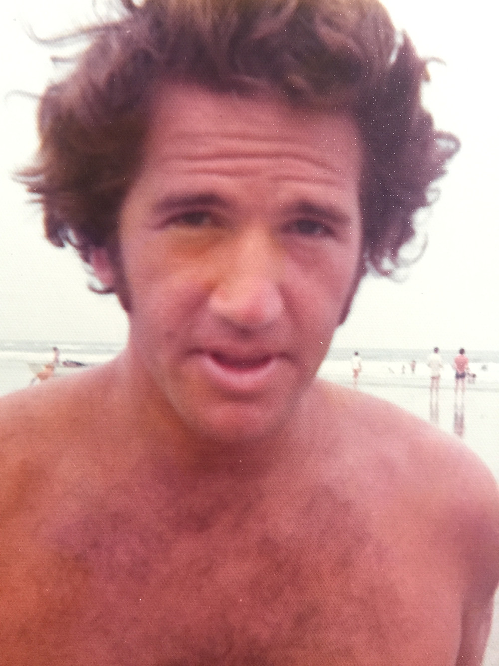 My Dad, Avalon, NJ circa 1974