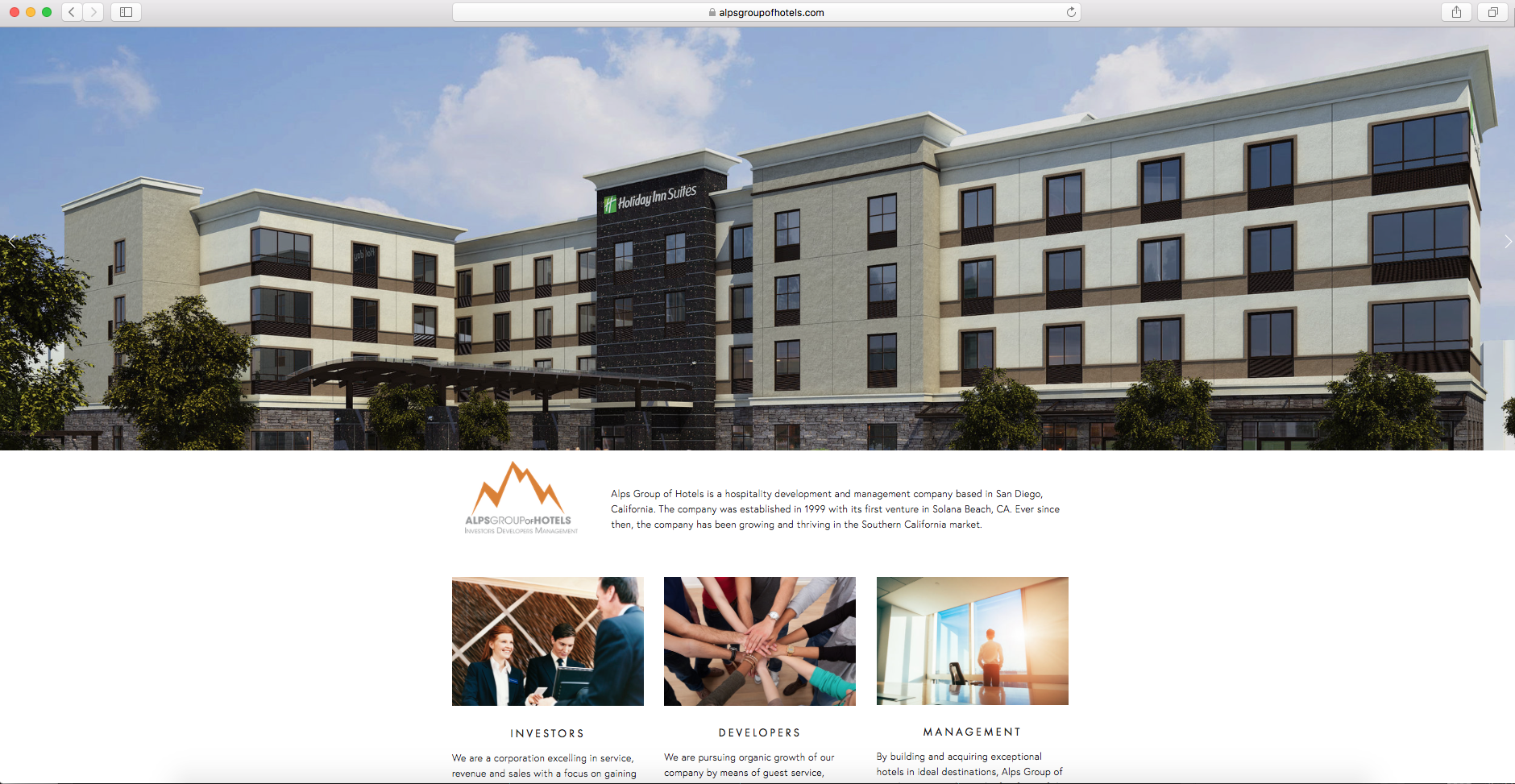 alpsgroupofhotels.com