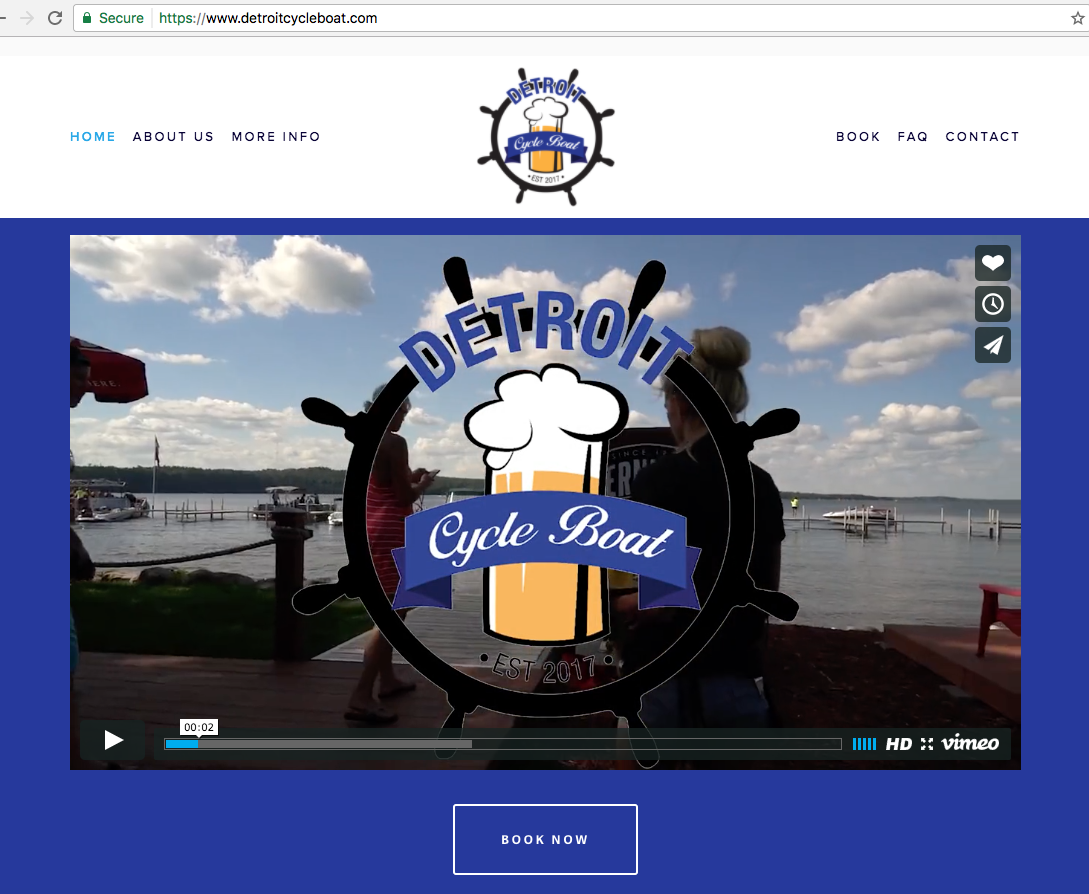 DetroitCycleBoat.com