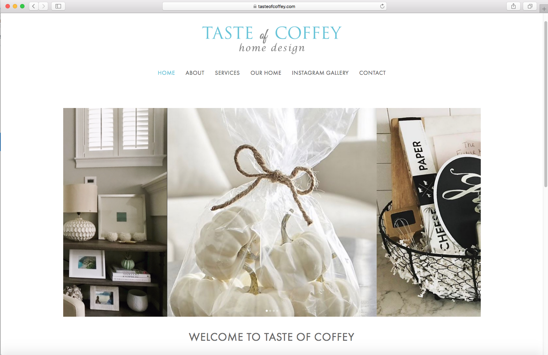TasteofCoffey.com