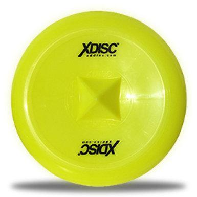 בצבע צהוב XDISC צלחת