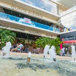 Quinta Alegria Shopping Center (México)