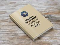 Agenda Ministère de Défense République du Congo MDF.jpg