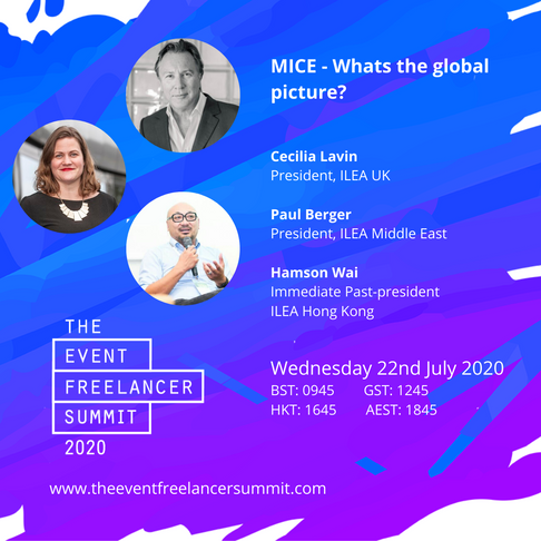 The Event Freelancer Summit.