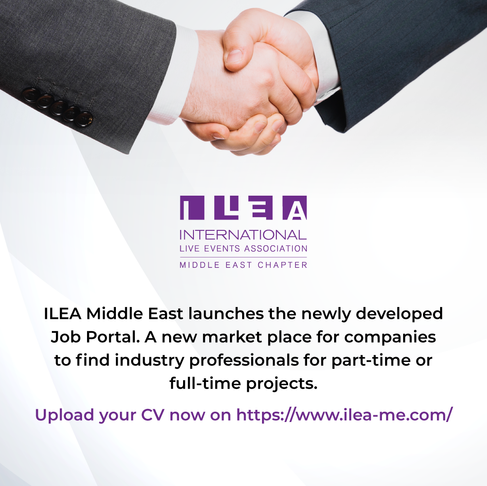 Marketplace launched by ILEA ME to support industry professionals and freelancers!