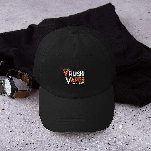 VRush Vapes Logo - Dad hat