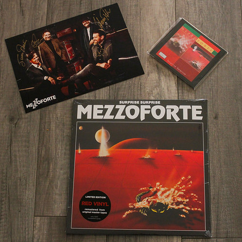 Package 1 - Vinyl+Signed Photo+CD
