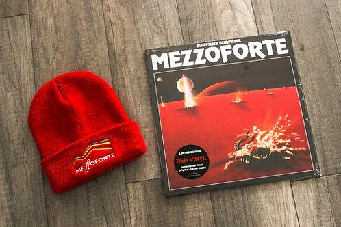 Package 2 - Vinyl+Hat