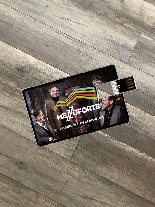Mezzoforte Complete Recordings USB